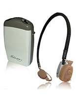 body worn hearing aid available at uk hearing centres