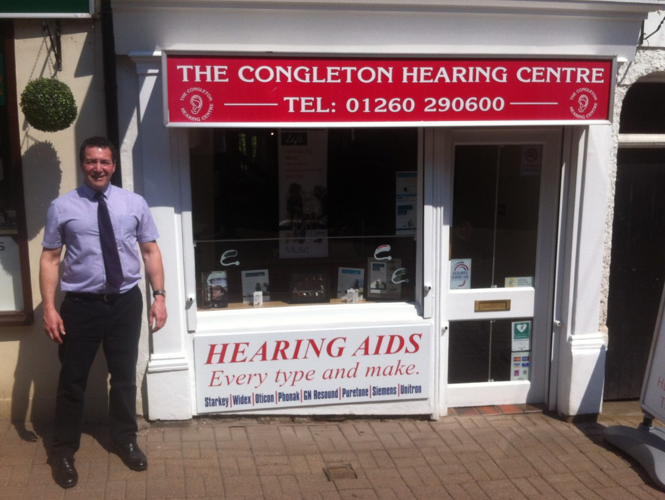 Homepage - UK Hearing Centres